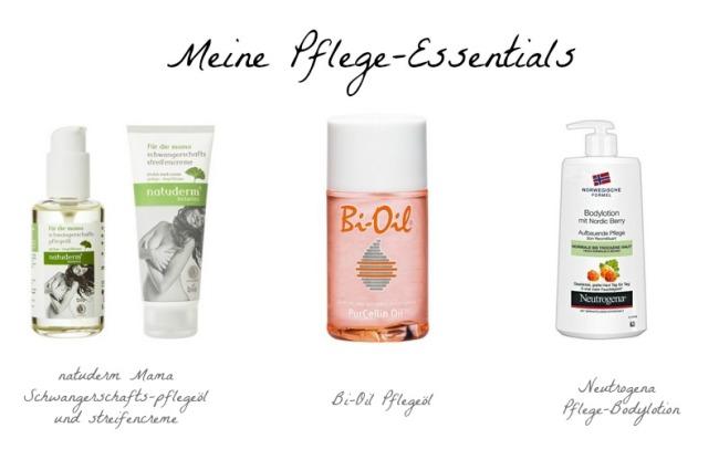 Pflege-Essentials Schwangerschaft