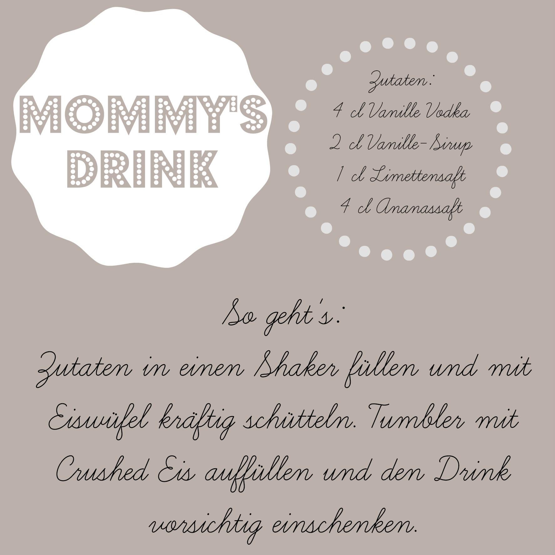 MommysDrink