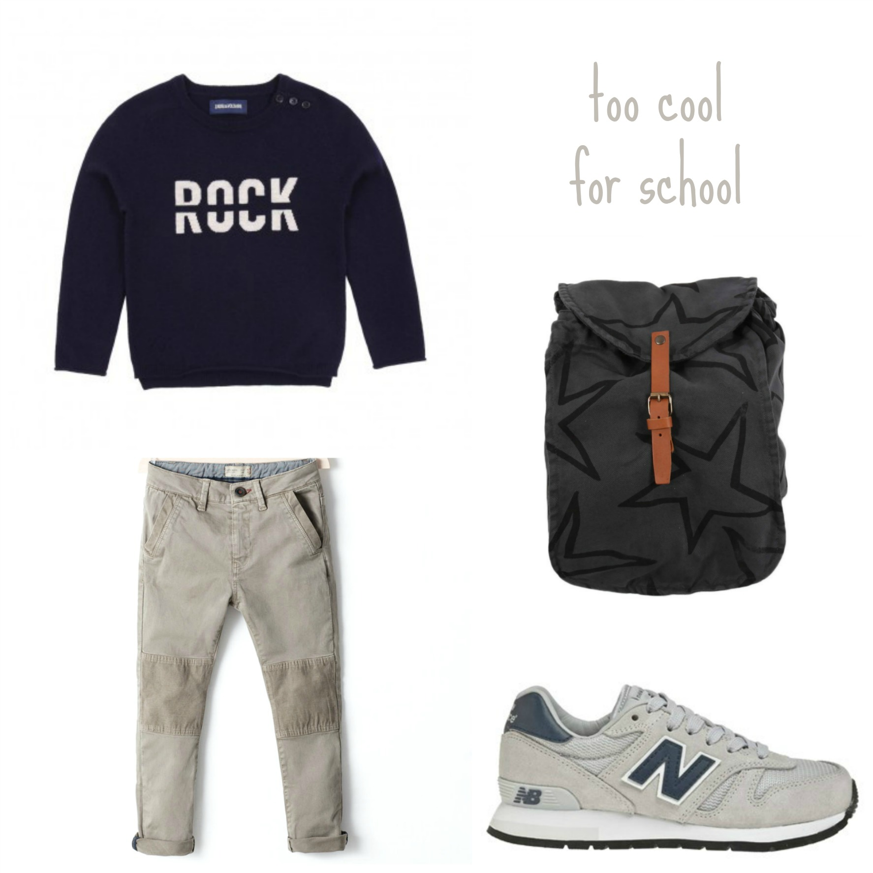 To cool for school - Boys