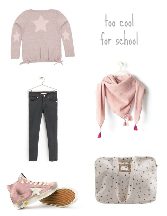 To cool for school - Girls