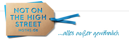 notonthehighstreet.de Logo