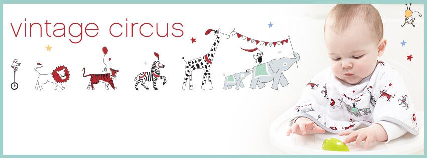 aden+anais Vintage Circus