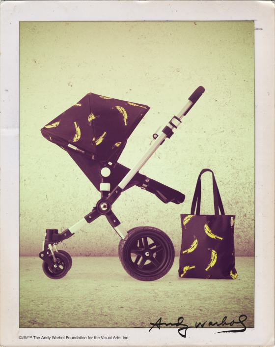 Bugaboo Andy Warhol Retrospective Collection - Banana