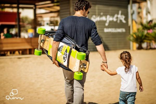 Quinny Longboard Stroller 3