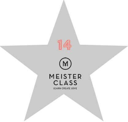 Adventskalender-Meisterclass