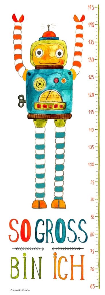 KD0016 Messlatte für Kinder