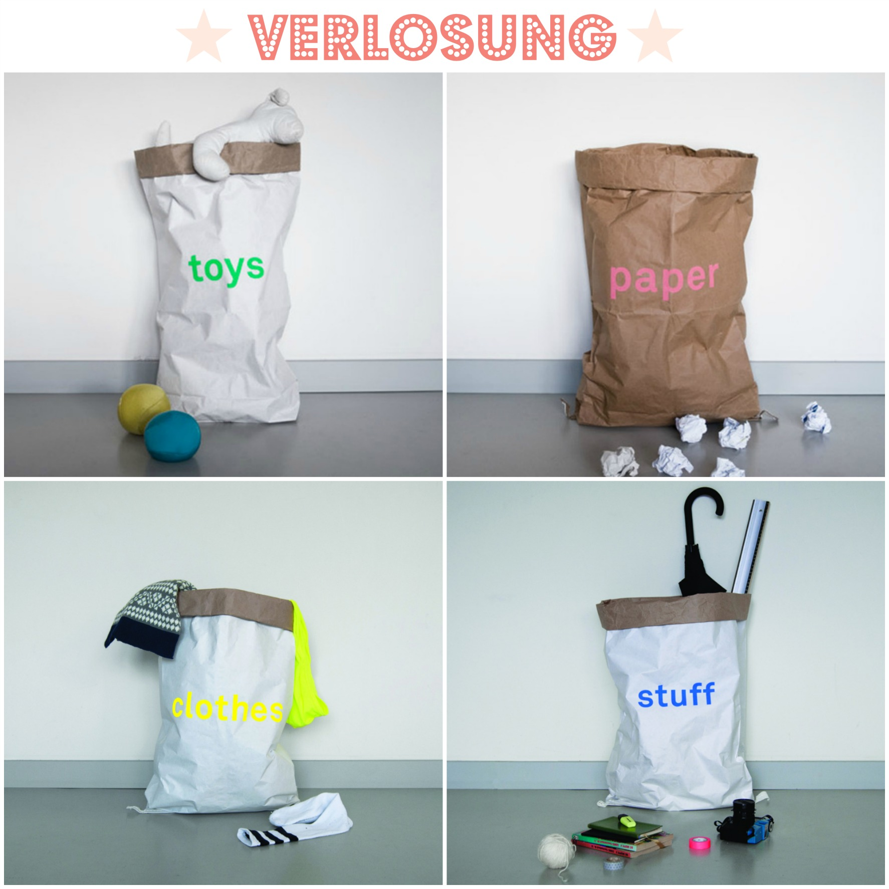 Kolor-Stuffbags