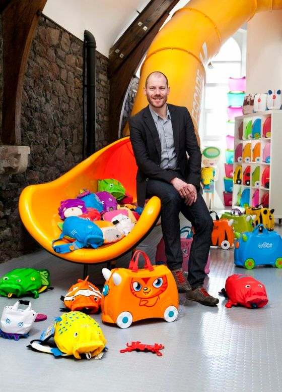Rob Law - Trunki Gründer