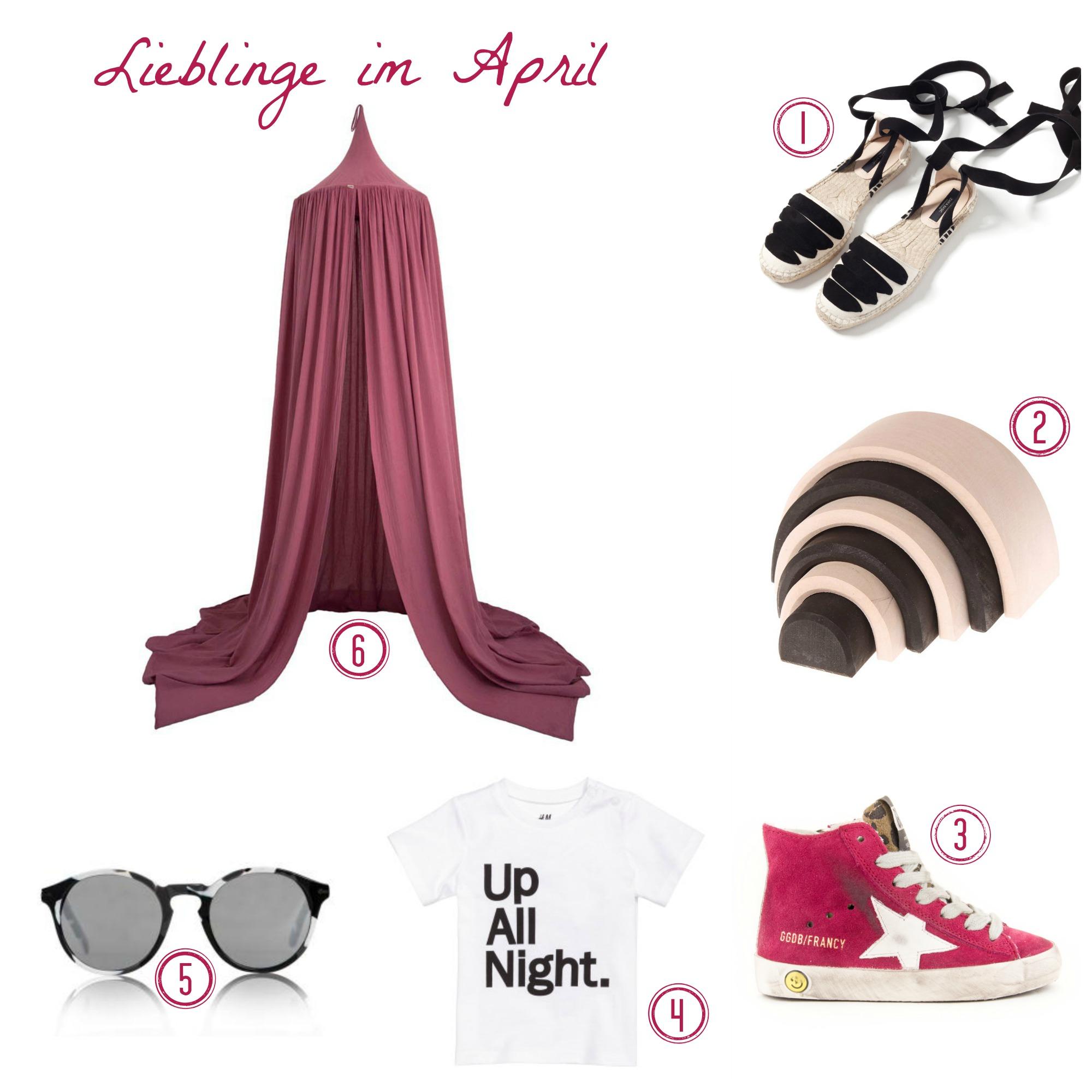 Lieblinge_April