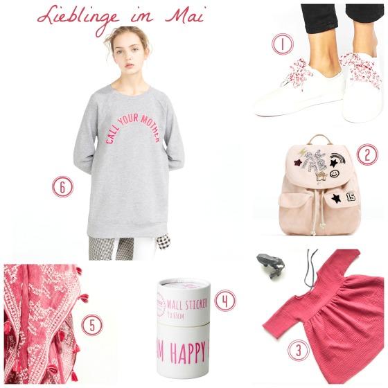 Lieblinge_Mai