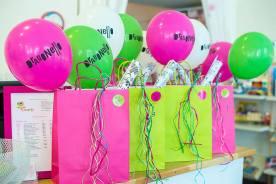 Goodie-Bags für die Kids